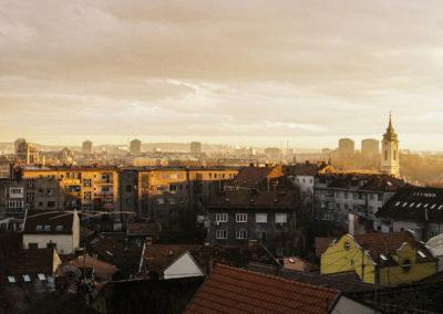 Beograd, Kosancicev Venac