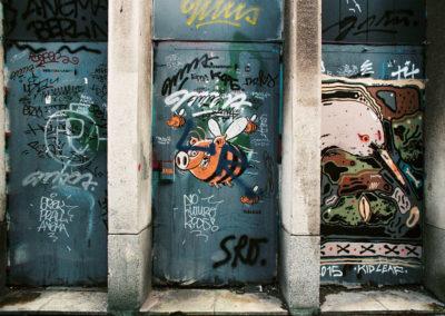 Beograd, Ulicna galerija, Cavketov pasaz