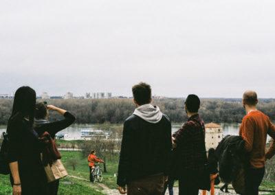 Beograd, Zemunski kej